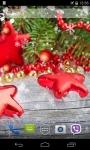 Merry Christmas Live Wallpaper 3D screenshot 2/5