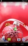 Merry Christmas Live Wallpaper 3D screenshot 3/5