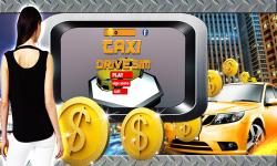 Taxi Driver Sim screenshot 2/3