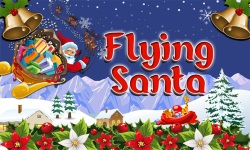Flying  Santa  screenshot 1/4