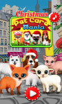 Christmas PetCare Mania screenshot 1/6