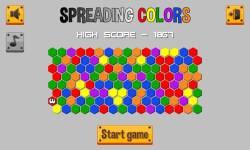 Spreading Colors screenshot 1/5