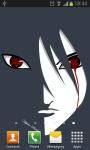Sasuke Sharingan Live Wallpaper screenshot 4/4