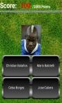 Football Players Quiz 2015 screenshot 4/5