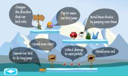 Hopping Bird iceland adventure screenshot 2/6