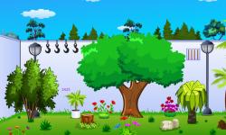 Condo Garden Escape screenshot 1/1
