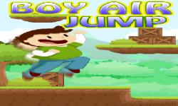 BOY AIR JUMP screenshot 1/1