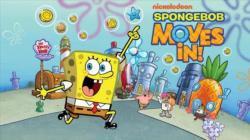SpongeBob Moves In customary screenshot 1/4