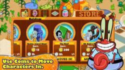 SpongeBob Moves In customary screenshot 2/4