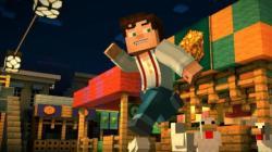 Minecraft Story Mode deep screenshot 2/6