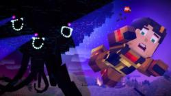 Minecraft Story Mode deep screenshot 4/6