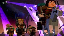 Minecraft Story Mode deep screenshot 5/6
