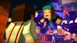 Minecraft Story Mode deep screenshot 6/6