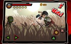 KungFu Warrior select screenshot 3/5