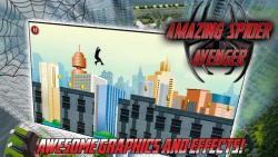 Spider Avenger Dash modern screenshot 1/4