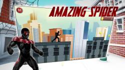 Spider Avenger Dash modern screenshot 2/4