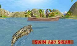 Ultimate Wild Crocodile Sim screenshot 4/5