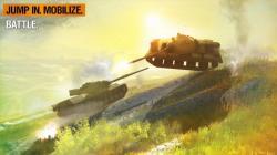 World of Tanks Blitz proper screenshot 3/6