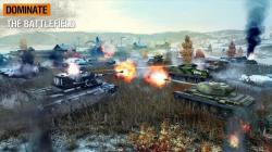 World of Tanks Blitz proper screenshot 4/6