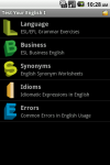 Test Your Ennglish I screenshot 3/6