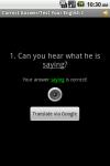 Test Your Ennglish I screenshot 5/6