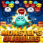 Monsters Bubbles screenshot 1/2