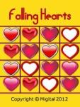 Falling Hearts Free screenshot 1/6