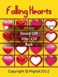 Falling Hearts Free screenshot 6/6