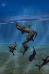 Shark Fingers 3D Interactive Aquarium FREE screenshot 1/5