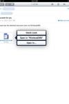 WirelessDMS for iPad screenshot 1/1