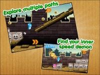 Terrible Monster Run FREE screenshot 4/4