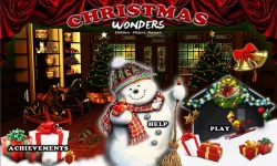 Free Hidden Objects Game - Christmas Wonders screenshot 1/4