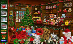 Free Hidden Objects Game - Christmas Wonders screenshot 3/4