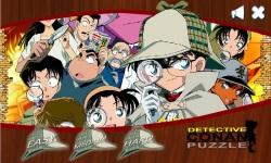Detective Conan Puzzle screenshot 1/5