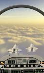 3D Jet Fire Live Wallpaper screenshot 1/3