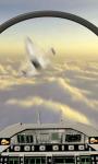 3D Jet Fire Live Wallpaper screenshot 2/3