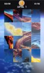 Dragon Puzzle Game FREE screenshot 4/5