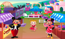 Baby Hazel In Disneyland screenshot 5/6