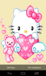 Hello Kitty HD LWP screenshot 1/2
