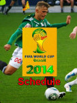 FIFA Football WorldCup Schedule screenshot 1/5