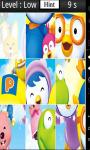 Pororo Pinguin Easy Puzzle screenshot 2/6