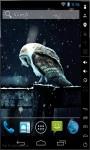 Alone In Winter Live Wallpaper screenshot 1/2