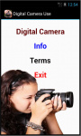 Digital camera use screenshot 2/4