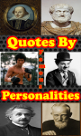 Quotes By Famous Personalities screenshot 1/4