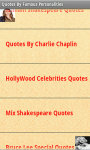 Quotes By Famous Personalities screenshot 3/4