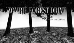 Zombie Forest Drive screenshot 1/2