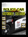 Police Car Speed Race screenshot 1/3