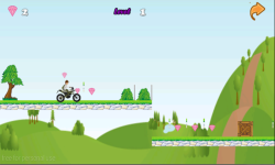 Ben moto 10 climb FREE screenshot 1/4