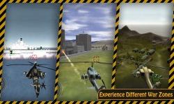 Gunship Heli Warfare - Battle screenshot 2/6