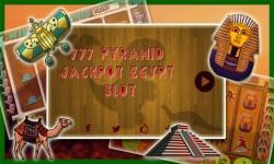 777 Pyramid Jackpot Egypt Slot screenshot 1/6